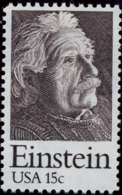 Scott 1774 15 Cent Stamp Albert Einstein
