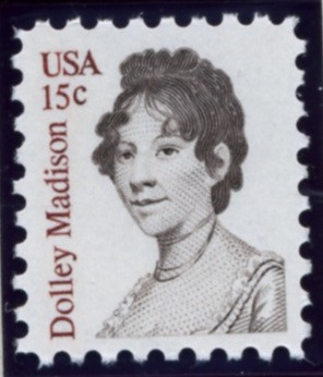 Scott 1822 15 Cent Stamp Dolley Madison