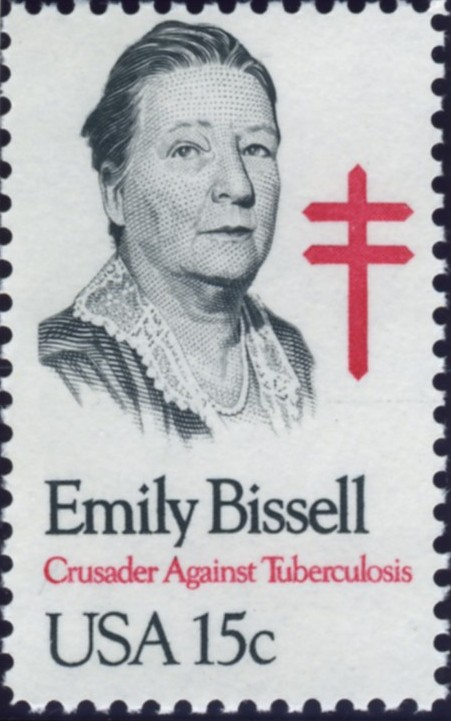 Scott 1823 15 Cent Stamp Emily Bissell