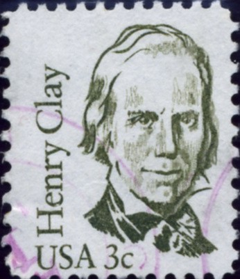 Scott 1846 3 Cent Stamp Henry Clay